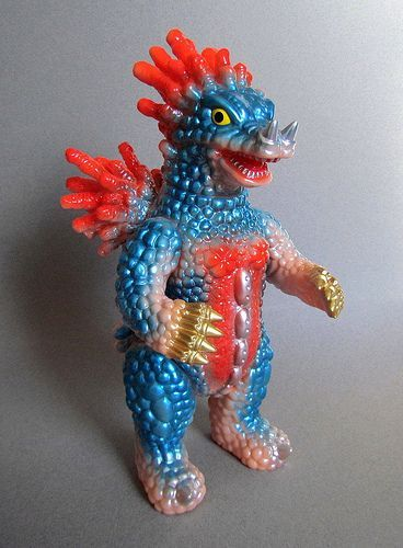 """#M1GO """"#Velokron"""" Also one of my favorite #kaiju from #ultraman"""