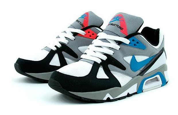 top 100 nikes, #73 Air Structure Triax