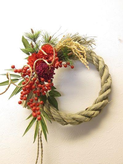 【かんたん】お正月飾りを手作りしてみませんか?【おしゃれ】の画像