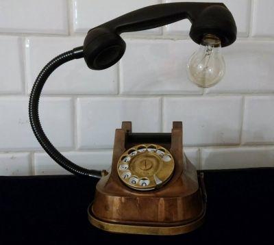 teleLAMPAfon - aJron 45' // RefreszDizajn
