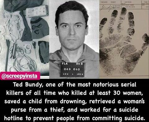 FASCINATING FACTS: 42 SUPER CREEPY FACTS WILL GIVE YOU
