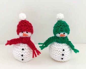 Hand knitted Santa hat covers for ferrero rocher chocolate x 2 ... eb8aa103c77