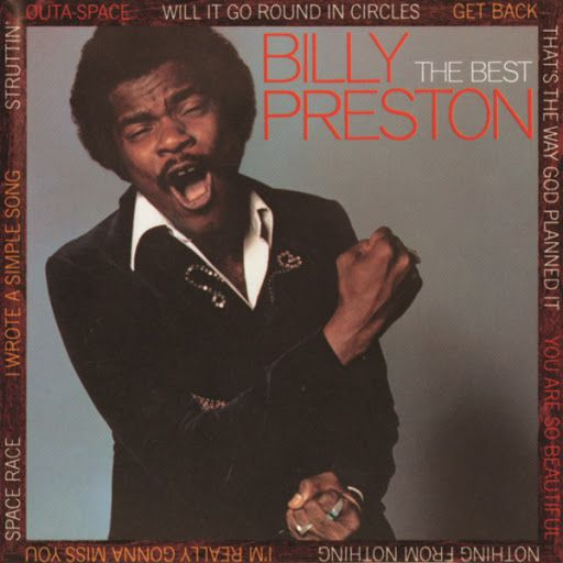 Billy Preston - Nothing from nothing 1975 - YouTube