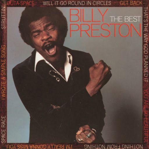 Billy Preston - Nothing from nothing 1975 - YouTube