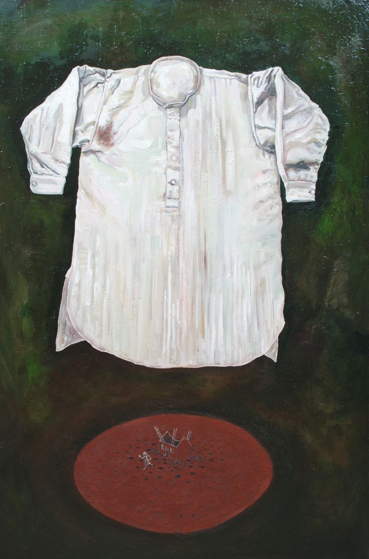 Rita Duffy 'James Connelly's Shirt' for the 1916/2016 Show