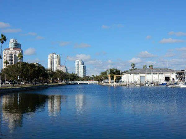 San Petersburgo y un pequeño tour sobre el Golfo de México. Florida (EEUU)