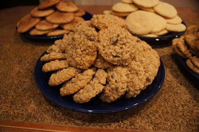 Vintage Quaker Oatmeal Raisin Cookies | One Hungry Hog