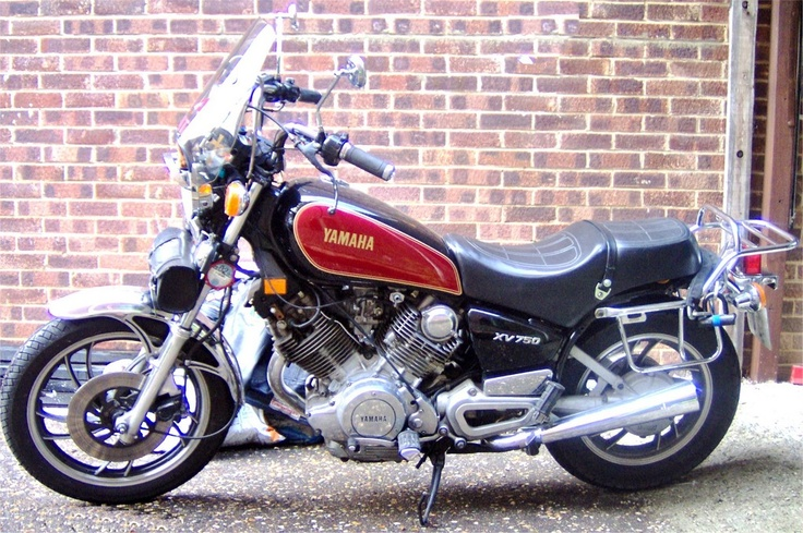 1981 Yamaha Xv750 Virago