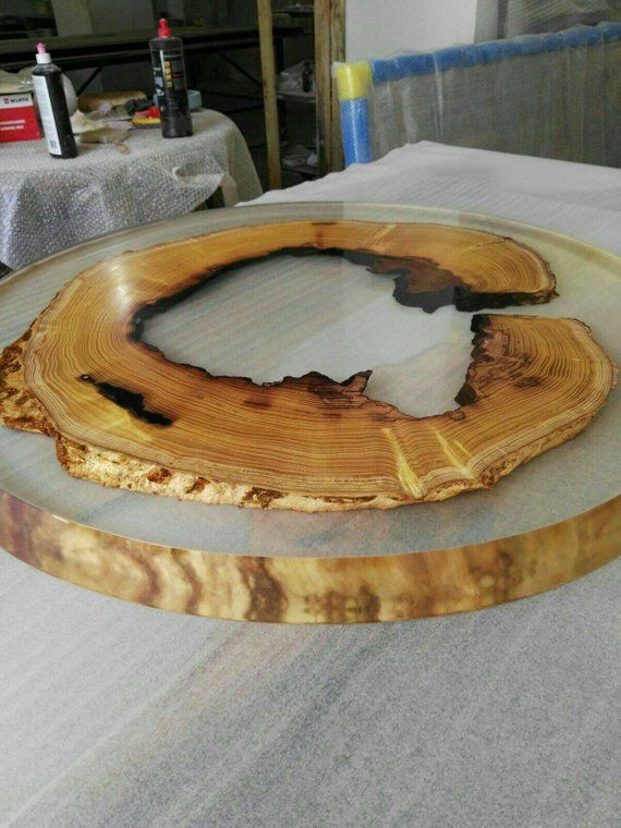 Custom Order For 2 Tables Epoxy Coffee Tables Epoxy River