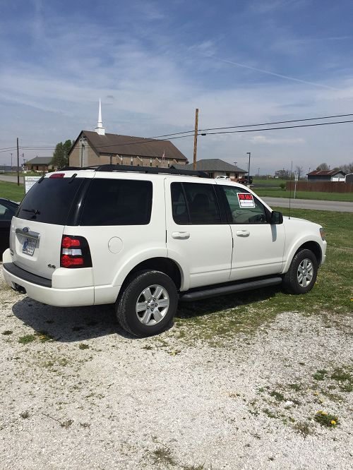 2010 Ford Explorer -  Springfield, MO #6697730759 Oncedriven