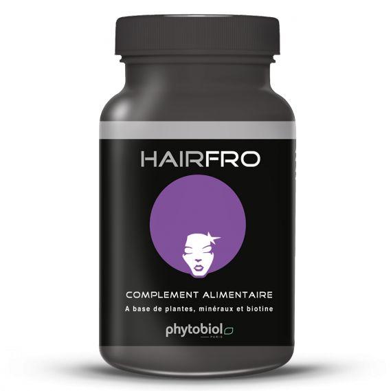 J'ai testé HairFro, complément alimentaire accélérateur de pousse pour cheveux afro | Timodelle