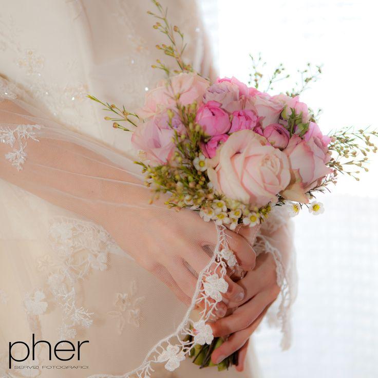 Bouquet - Pher - wedding reportage - photography - matrimonio italiano - Italy - www.pher.it