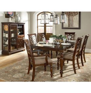 Woodmont Dining Collection-My dining room table!!! At Art Van