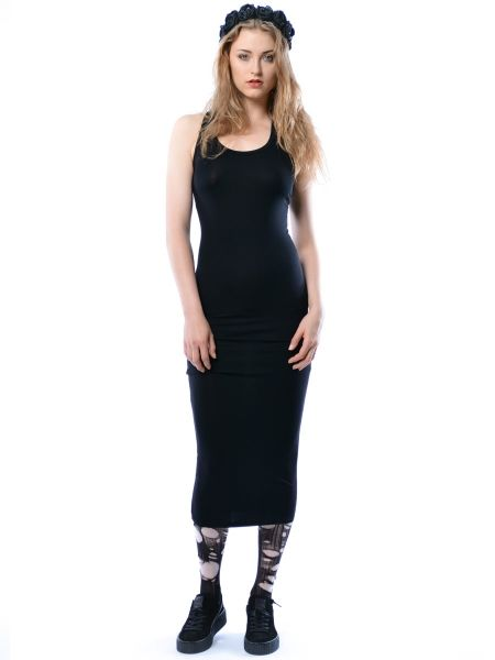 Franczeska - długa koszulka - sukienka