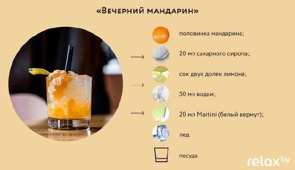 5 простых нетипичных коктейлей для домашней вечеринки