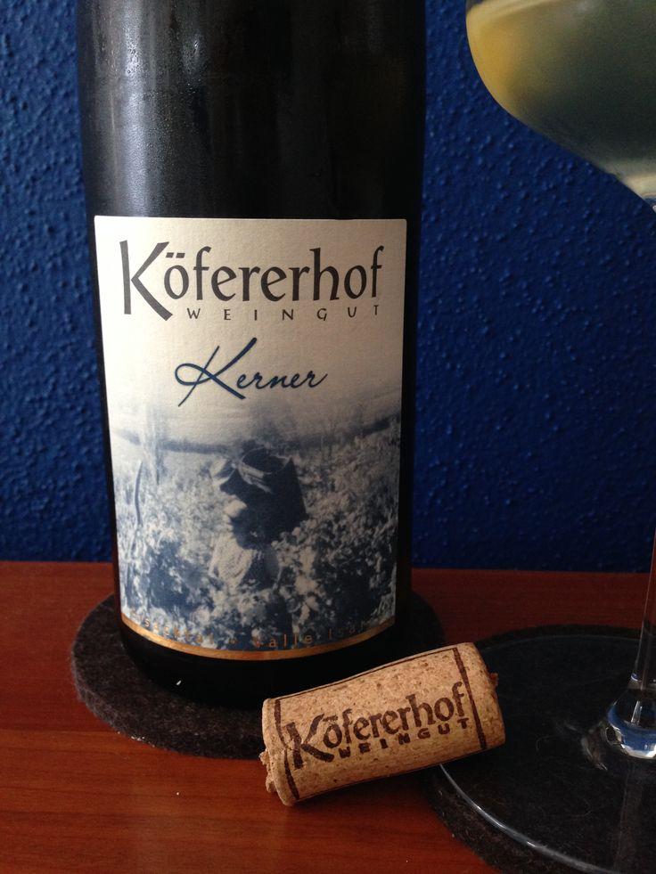 #Kerner #Köfererhof #Südtirol #Wein #weinerleben