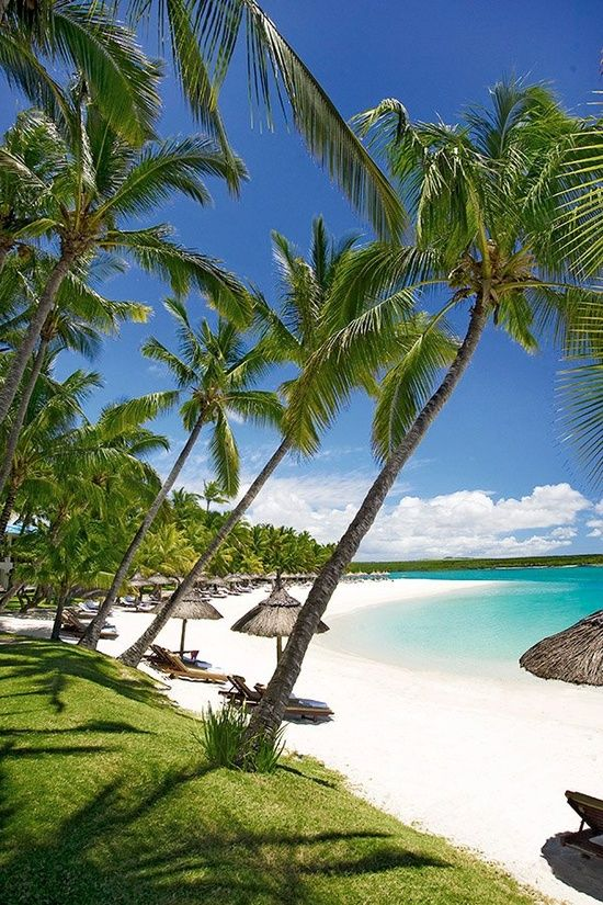Beautiful Beach, Mauritius