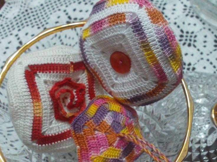 Filomena Crochet! Mais uma página  de trabalhos manuais!