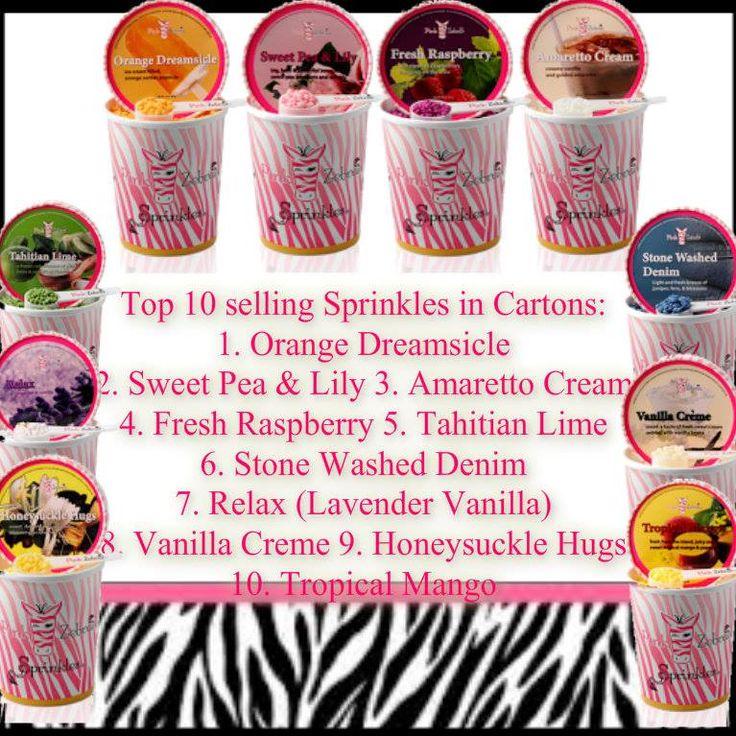 Pink Zebra Home-Pink Zebra Sprinkles-Pink Zebra Consultant Top 10 Pink Zebra Sprinkle Carton Scents. https://www.pinkzebrahome.com/MelWal