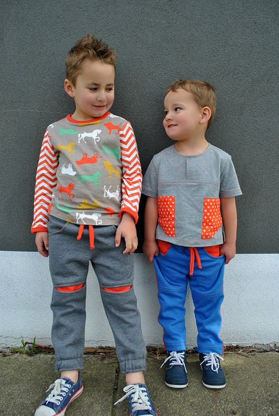 ADVANCED BEGINNER. The Roscoe Pants are fun to wear and easy to make. The Tutorial shows how to make two versions of the pants: the plain