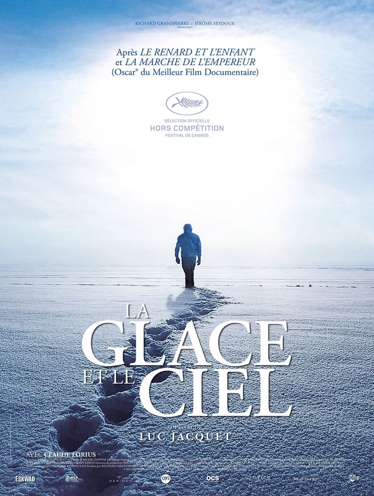 La Glace et le Ciel est un film de Luc Jacquet avec Claude Lorius, Michel Papineschi. Synopsis : Le film est présenté en clôture du Festival de Cannes 2015Luc Jacquet met en scène l'aventure de Claude Lorius, parti en 1957