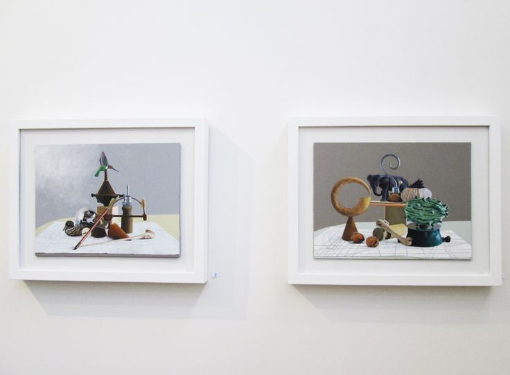 Trevor Weekes' 'Small Machines for Big Minds' installation