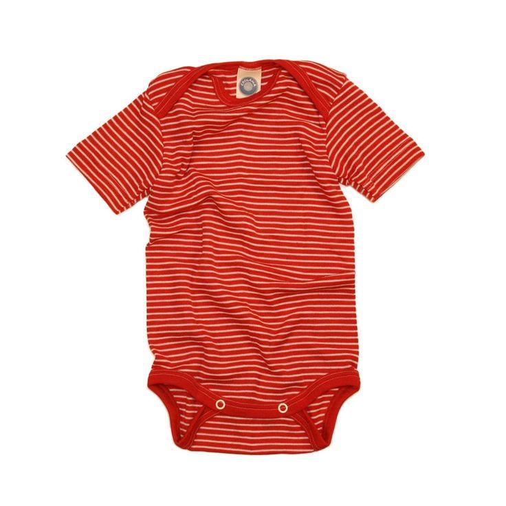 Amazon.com: Cosilana - Baby Bodysuit Short Sleeve, 70% Organic Merino Wool, 30% Silk: Computers & Accessories