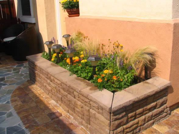 23 Best Images About Raised Beds On Pinterest Cinder Block Garden Recycled Materials And