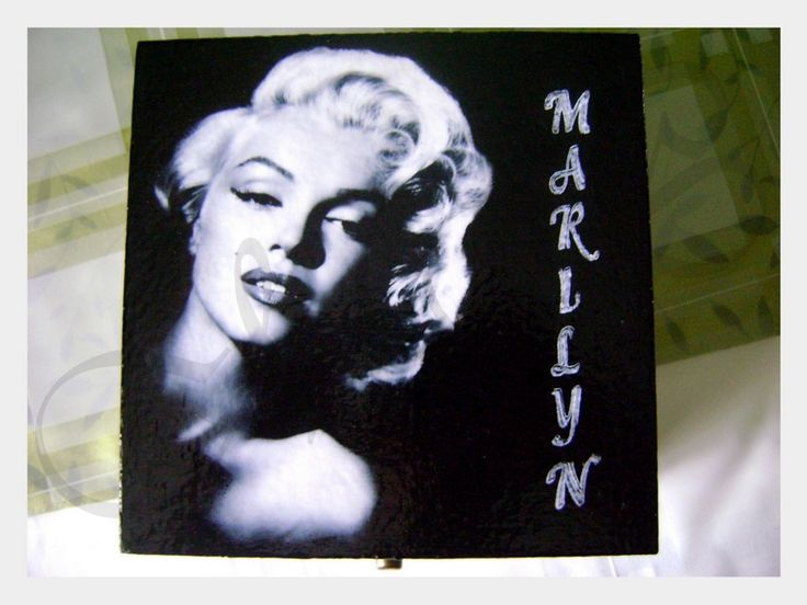 Šperkovnica Marilyn