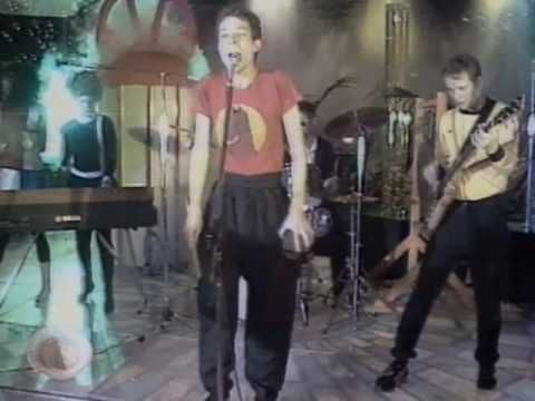 The B52's - Rock Lobster, 1979. One of the all-time best music videos!  My feet still won't keep still.