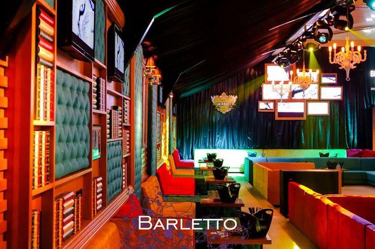 Club Barletto - Bucharest, Romania - made by Alex Dabuleanu from La Designarie https://www.facebook.com/ladesignarie?ref=aymt_homepage_panel