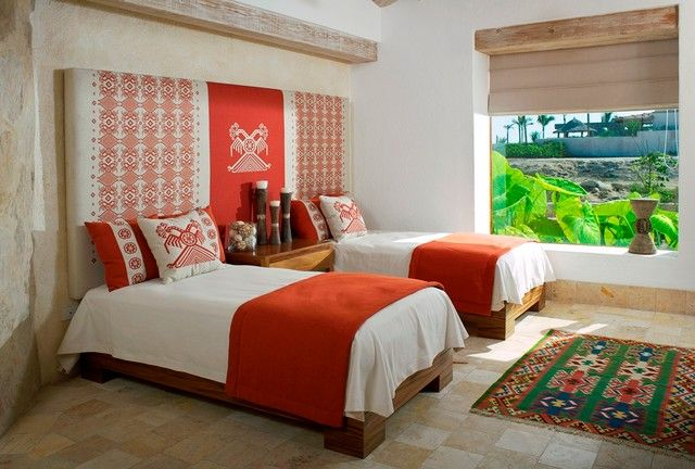 Best 25 mexican bedroom decor ideas on pinterest cactus - Contemporary mexican decor ...