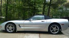 2002 Chevrolet Corvette Convertible. Every option. New Michelin run flat tires.