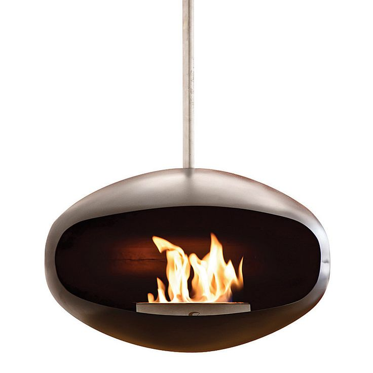 top3 by design - Cocoon Fires - cocoon chiminea aeris black