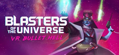 [Blasters of the Universe] - Bullet Hell VR Game - New level boss and challenge mode