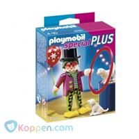 PLAYMOBIL 4760 Clown met hondenshow - Koppen.com