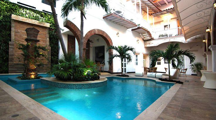 Hotel Boutique Don Pepe - Santa Marta, Colombia