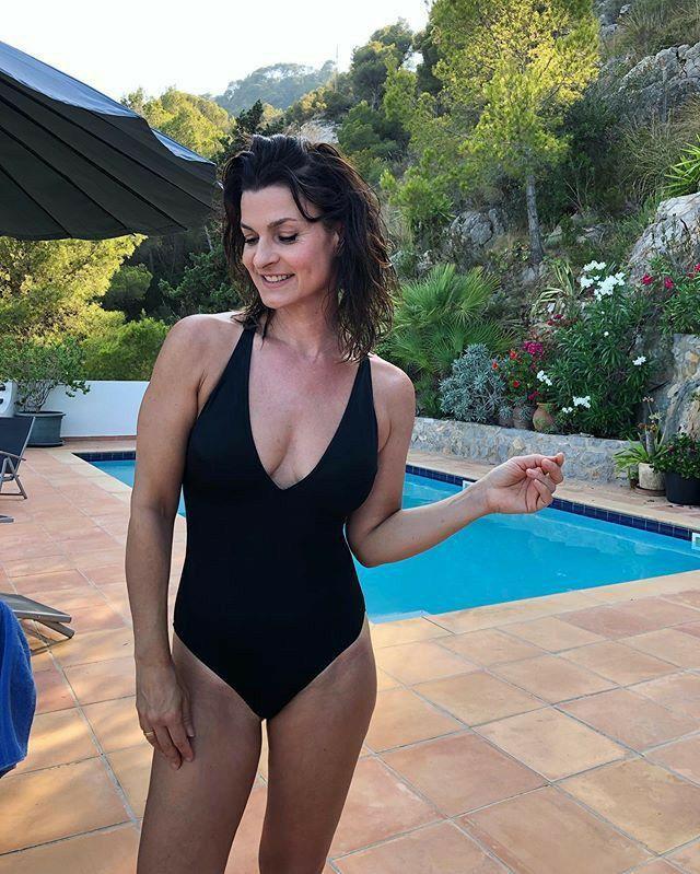 Bikini vanessa blumhagen Vanessa Blumhagen