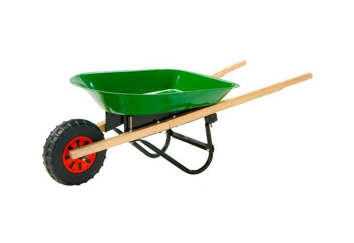 Wooden Wheelbarrow Handles - WoodWorking Projects & Plans