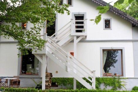 "The ""Loft"" apartament in Siedlisko, Warmia, Poland."