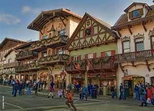 Washington State Tourism:  Leavenworth For All Seasons
