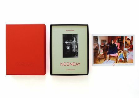 """""""Noonday"""" by Annelies Štrba, Limited edition published by Lars Müller Publishers"""