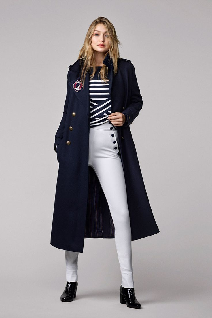 See Every Look from Gigi Hadid's Tommy Hilfiger Collab