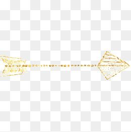 Arrow Gold Particles Gold Gold Elements Powder Png Transparent Clipart Image And Psd File For Free Download Clip Art Gold Elements
