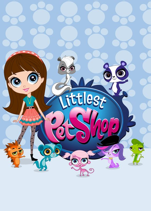 Littlest-Pet-Shop Shows featuring cats and dogs!