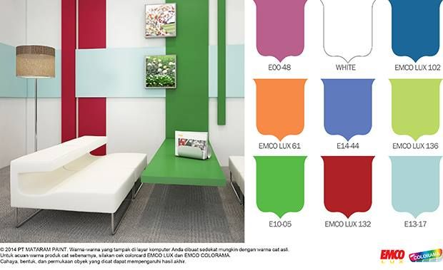 Palet Warna Energetic – Mood Booster yang Manis #Future #Color http://matarampaint.com/detailNews.php?n=261