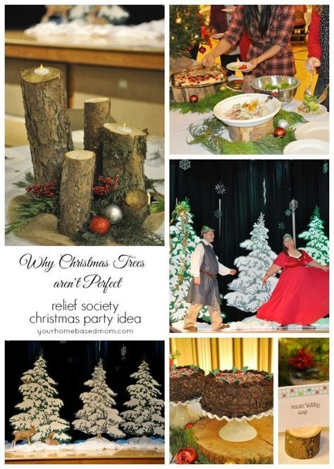 Relief Society Christmas Party Idea