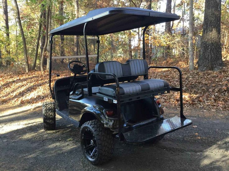 Used 2015 E-Z-Go Freedom TXT Electric ATVs For Sale in Georgia.