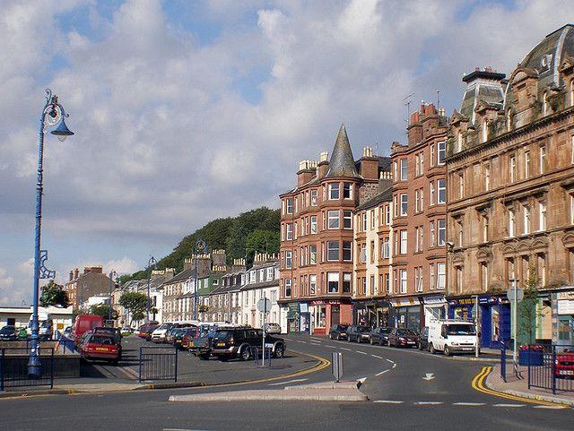 East Princes Street, Rothesay.