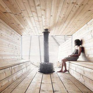 Sauna Löyly / Avanto Architects and Joanna Laajisto Creative Studio